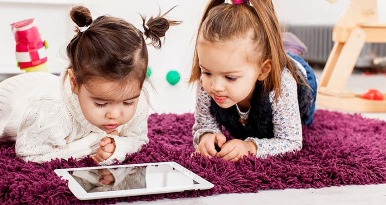 Screen time and Speech and Language Development