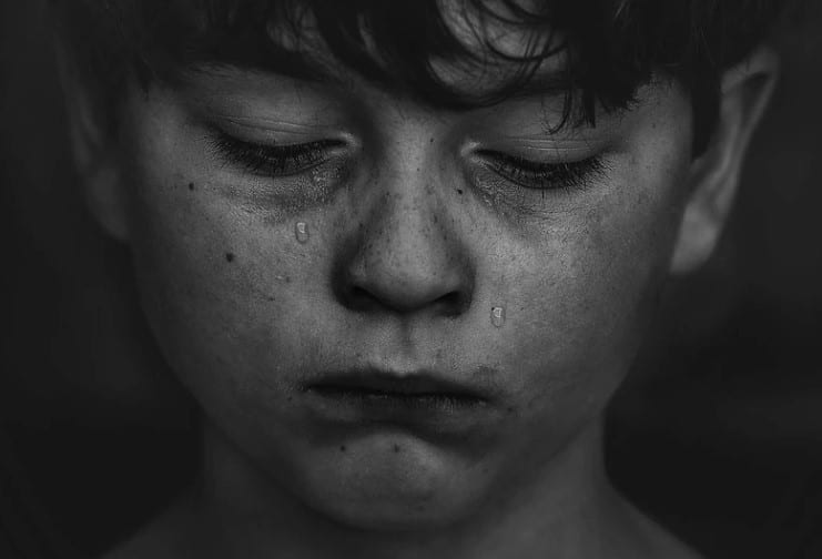 Children Misbehaving… Or Anxiety? Five ways a child's anxiety might present itself